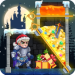Rescue Hero: Pull The Pin – Christmas Game  2.10 (MOD, Unlimited Money)