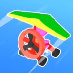Road Glider – Incredible Flying Game 1.0.28 (MOD, Unlimited Money)
