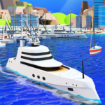 Sea Port: Cargo Ship & Town Build Tycoon Strategy 1.0.188 (MOD, Unlimited Money)