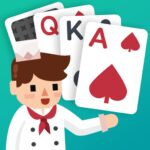 Solitaire : Cooking Tower 1.4.2 (MOD, Unlimited Money)