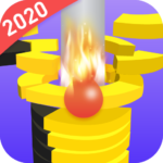 StackJumpBall–2000 different difficulty levels 1.0.5 (MOD, Unlimited Money)