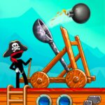 The Catapult: Castle Clash with Awesome Pirates 1.3.0 (MOD, Unlimited Money)