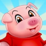 Three Little Pigs – Fairy Tale with Games 1.6.0 (MOD, Unlimited Money)
