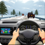 Traffic Racing In Car Driving : Free Racing Games 1.2.2 (MOD, Unlimited Money)