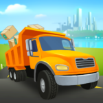Transit King Tycoon – Seaport and Trucks 4.16 (MOD, Unlimited Money)