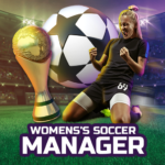 Women's Soccer Manager (WSM) – Football Management 1.0.48 (MOD, Unlimited Money)