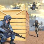 new action games  : fps shooting games 6.0 (MOD, Unlimited Credits)