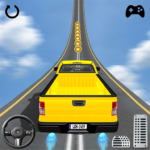 4X4 Jeep stunt drive 2019 : impossible game fun 1.0.7 (MOD, Unlimited Money)
