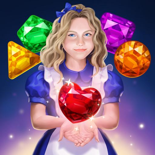 Alice in Puzzleland 3.0.8 (Mod Unlimited Coins)