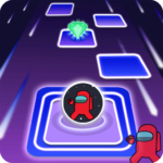 Among Us imposter Dancing hop ball 3.0 (MOD, Unlimited Money)
