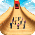 Biggest Mega Ramp With Friends – Car Games 3D 1.17 (MOD, Unlimited Coins)