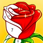 ColorPlanet® Paint by Number, Free Puzzle Games  1.1.15 (MOD, Unlimited Money)