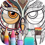 Coloring Book for family 3.1.5 (MOD, Unlimited Money)
