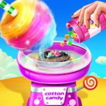 💜Cotton Candy Shop – Cooking Game🍬 6.3.5038 (MOD, Unlimited Money)