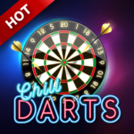 Darts and Chill: super fun, relaxing and free 1.671  (MOD, Unlimited Money)