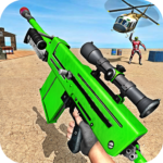 FPS Robot Shooter Strike: Anti-Terrorist Shooting 1.9 (MOD, Unlimited Medals)