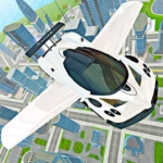 Flying Car Real Driving 3 (MOD, Unlimited Money)