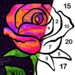 Gallery Coloring Book & Decor Color By Number 4.0 (MOD, Unlimited Money)
