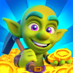 Gold and Goblins: Idle Miner 1.9.0 (Mod Unlimited Gems)