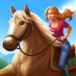 Horse Riding Tales – Ride With Friends v939  (MOD, Unlimited Money)