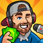 Idle Tuber – Become the world's biggest Influencer 1.4.3 (MOD, Unlimited Money)