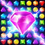 Jewels Planet – Free Match 3 & Puzzle Game  1.2.23 (MOD, Unlimited Money)