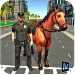 Mounted Police Horse Chase 3D 1.0 (MOD, Unlimited Money)