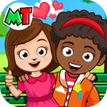 My Town : Best Friends' House games for kids 1.18 (MOD, Unlimited Money)