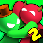 Noodleman.io 2 – Fun Fight Party Games 2.8 (MOD, Unlimited Money)