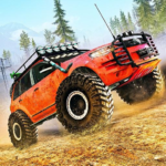 Offroad Jeep Driving Simulator- Racing stunts Game 1.5 (MOD, Unlimited Money)