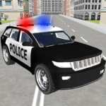 Police Traffic Racer 13 (MOD, Unlimited Money)