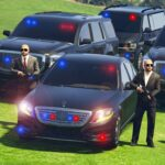 President Police Protection Game 11 (MOD, Unlimited Money)
