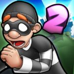 Robbery Bob 2 1.8.0 (MOD, Unlimited Bombs)