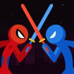 Spider Stickman Fighting 1.3.9 (Mod Unlimited Heroes)