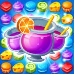 Sweet Monster™ Friends Match 3 Puzzle | Swap Candy 1.3.2 (MOD, Unlimited Money)