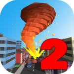 Tornado.io 2 – The Game 3D 2.0 (MOD, Unlimited Money)