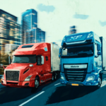 Virtual Truck Manager – Tycoon trucking company 1.1.56 (MOD, Unlimited Money)
