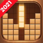 Wood Block Puzzle – Free Classic Brain Puzzle Game 1.5.6 (MOD, Unlimited Money)