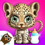 Baby Jungle Animal Hair Salon – Pet Style Makeover 4.0.10006 (MOD, Unlimited Money)