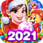 Bubble Shooter Christmas! 1.9.55 (MOD, Unlimited Money)