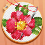 CROSS-STITCH: COLORING BOOK 0.200.526 (MOD, Unlimited Money)