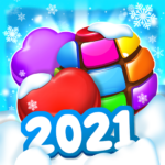 Candy House Fever – 2020 free match game 1.2.7 (MOD, Unlimited Money)