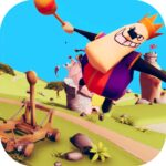 Catapult Shooter 3D💥: Revenge of the Angry King👑 1.0.19 (MOD, Unlimited Money)