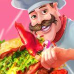 Cooking Warrior: Cooking Food Chef Fever 2.6  (MOD, Unlimited Money)