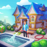 Dream Home Match ★ Renovate Mansion 5.8.1  (MOD, Unlimited Money)