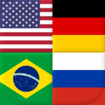 Flags of All Countries of the World: Guess-Quiz 3.1.0 (MOD, Unlimited Money)