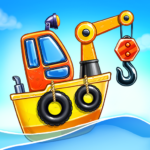 Game Island. Kids Games for Boys. Build House GoKids! 5.7.3 ( Mod Unlimited gold)