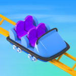 Idle Roller Coaster 2.6.2 (MOD, Unlimited Money)