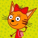 Kid-E-Cats: Kids Learning Apps with Three Kittens! 1.2   (MOD, Unlimited Money)