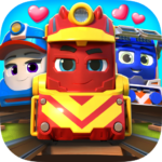 Mighty Express – Play & Learn with Train Friends  1.4.3 (MOD, Unlimited Money)